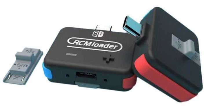 How to hack Nintendo Switch 8 0 avec RCM loader one? – Style Apple